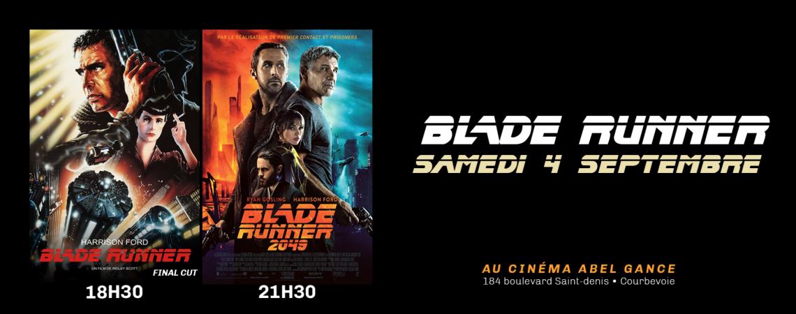 Soirée Science Fiction • Blade Runner