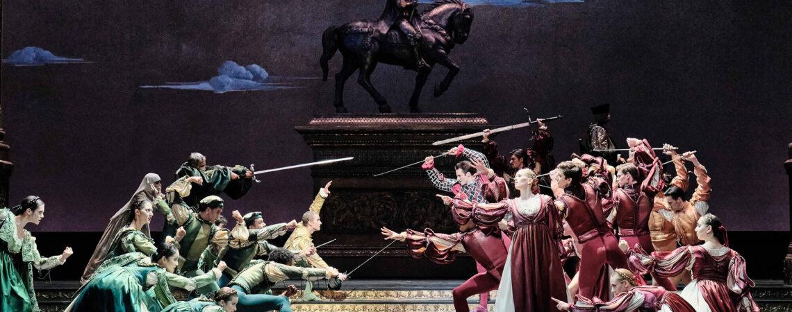CIné-opéra : Roméo & Juliette