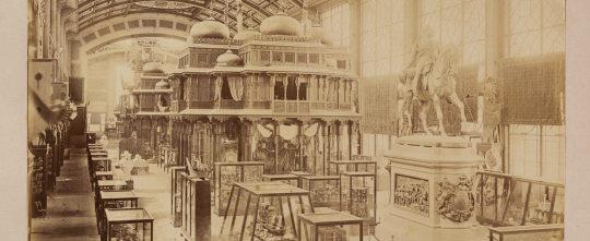 Montages et remontages : architectures éphémères des Expositions universelles au XIXe siècle