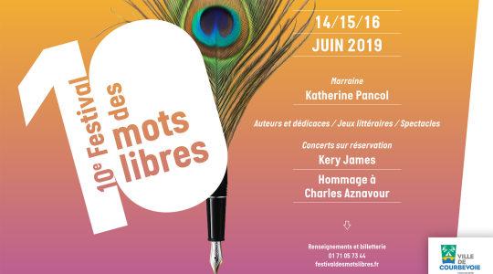 Yoga et contes - Festival des Mots Libres 2019