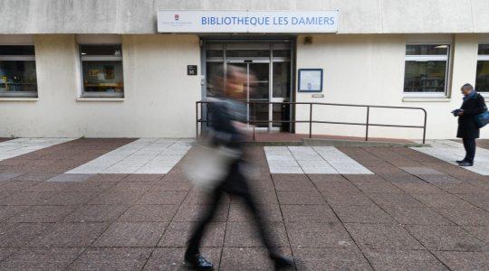Bibliothèque Les Damiers