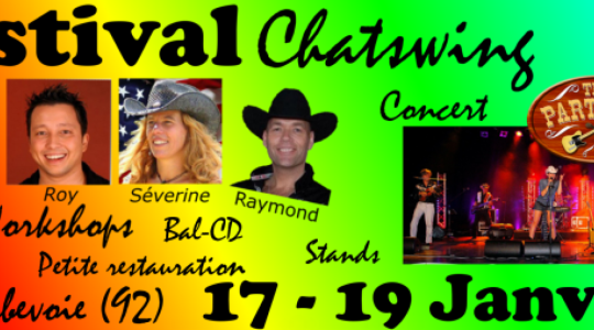 Festival de Country Line Dance