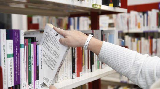 Portes ouvertes à la bibliothèque