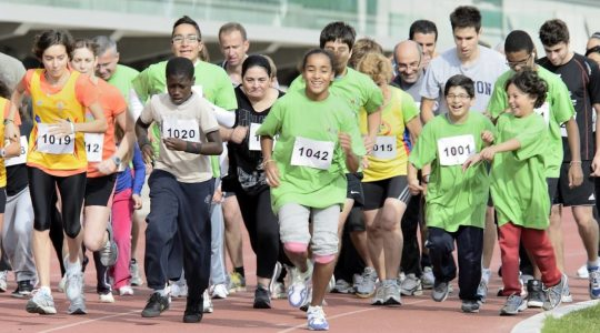 Course Top Chrono Contre le Cancer de l'enfant