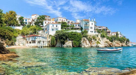 Conférence et cuisine du monde sur le thème : Voyage en Grèce