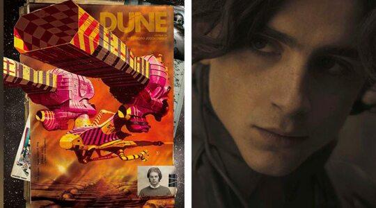 CINÉ POP-CULTURE • Dune