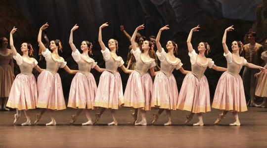 Ciné-Opéra : Giselle