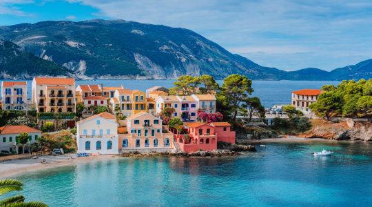 Conférence et Dégustation sur le thème : La Grèce