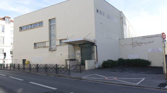 Gymnase Amédée et Renée Dallier