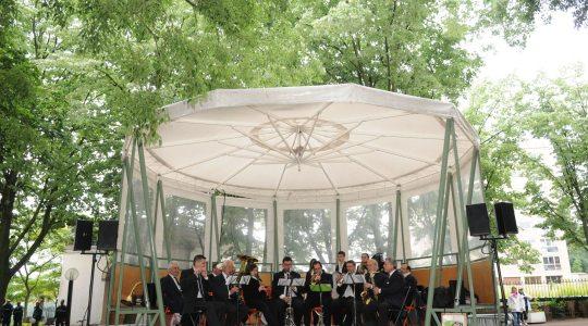 Concert Kiosque en scène : Harmonie municipale