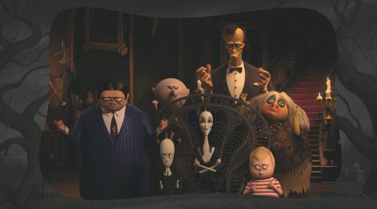 Avant-première : La famille Addams