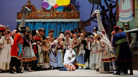 Ciné-Opéra : Les ballets Russes