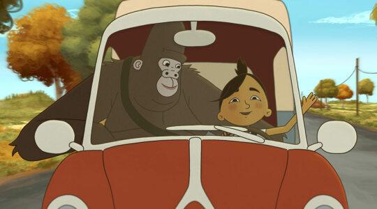 Ma mère un gorille (et alors?)