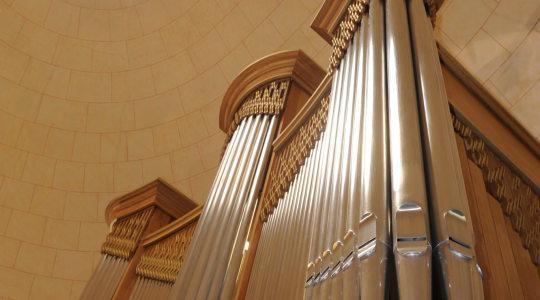 Musique classique concert violon et orgue