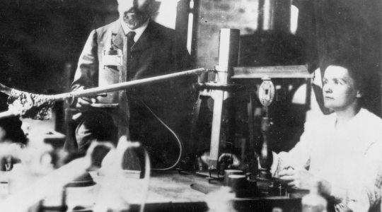 Conférence sur le thème : Pierre et Marie Curie : Un couple de pionniers