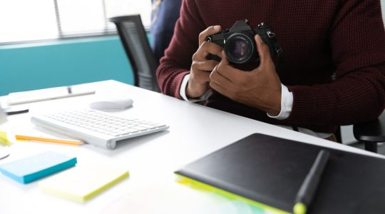 Atelier photo