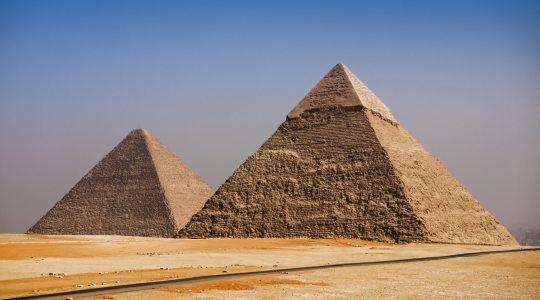 Conférence : Les secrets des pyramides