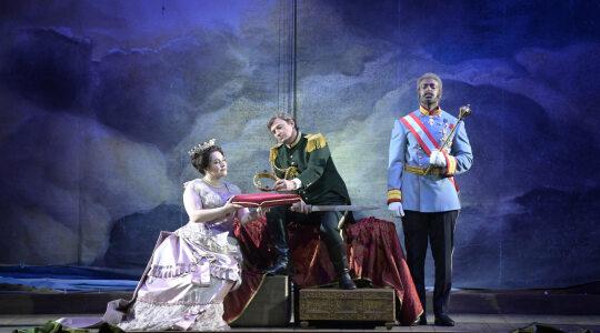 Ciné-opéra : Aida