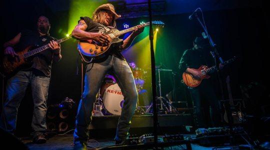 Concert Kiosque en scène :  Zak Perry & The Beautiful Things