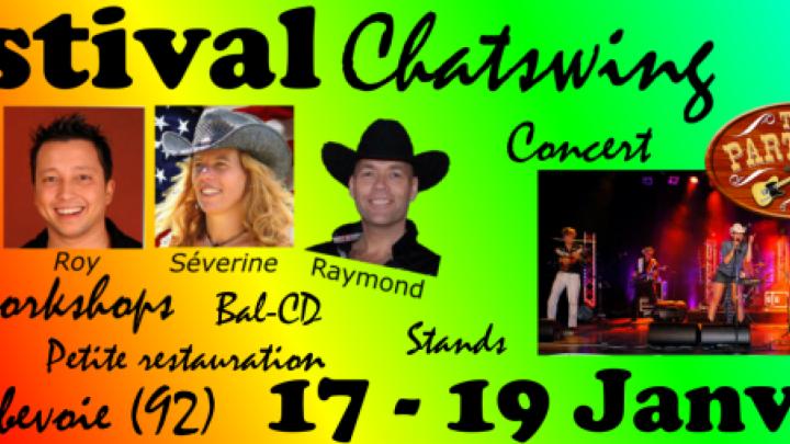 Festival de Country Line Dance