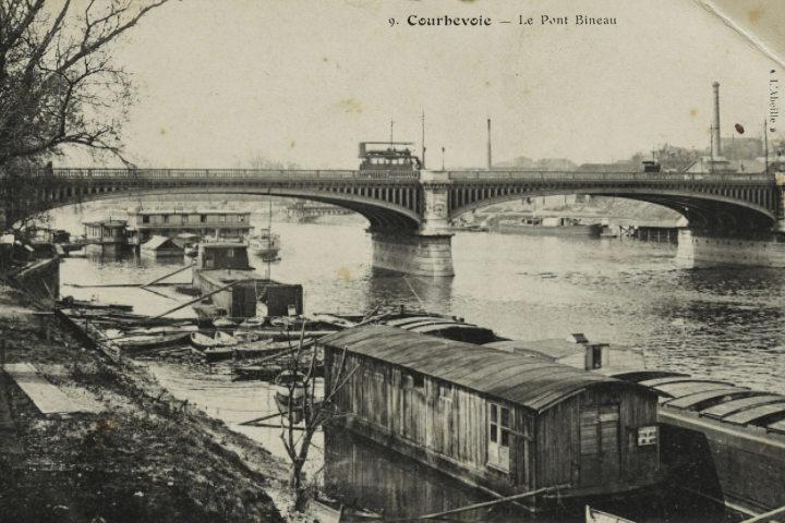 Conférence : Le vieux Courbevoie