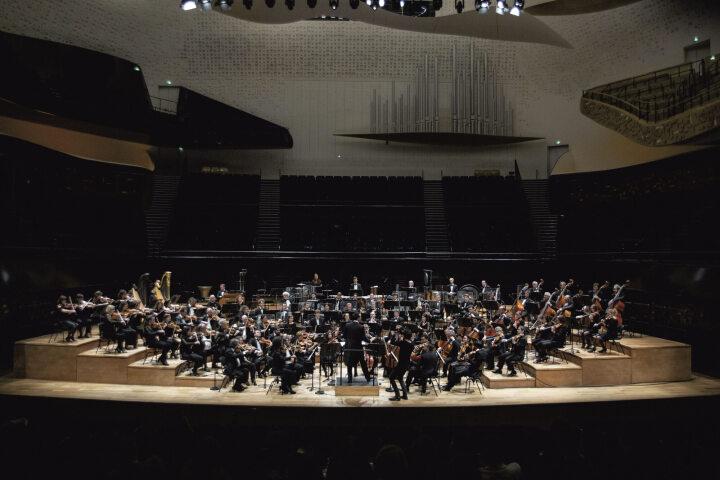 Orchestre National d'Île-de-France • Soirée chez Schubert
