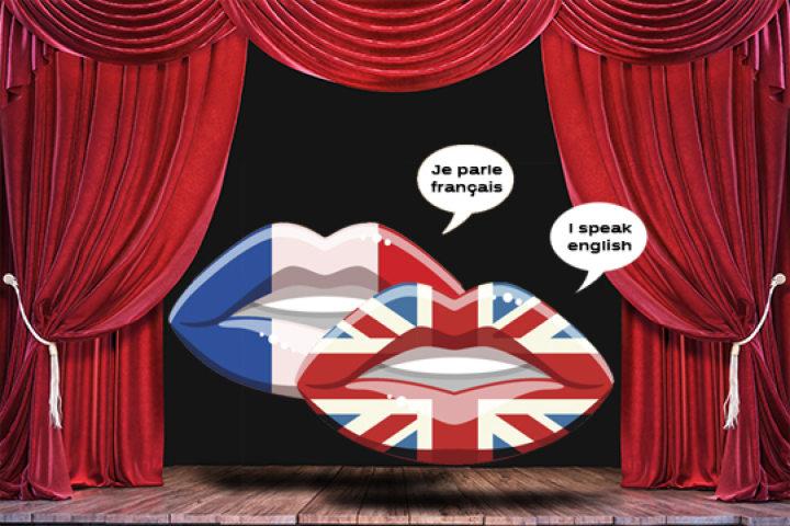 Stage de théâtre bilingue pour adultes (français/anglais)
