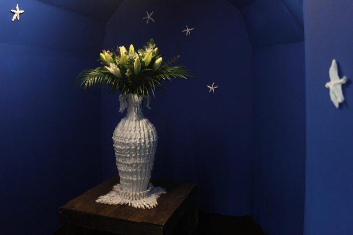 Nuit blanche à Courbevoie par Florian Mermin